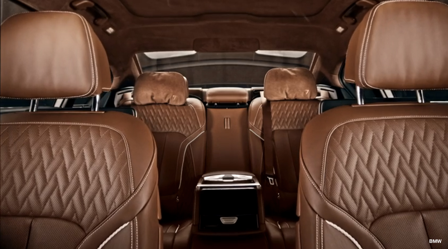 Video New 7 Series Personalised By Bmw Individual Image