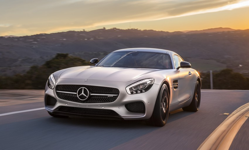 DRIVEN: Mercedes-AMG GT S at Laguna Seca Image #351634