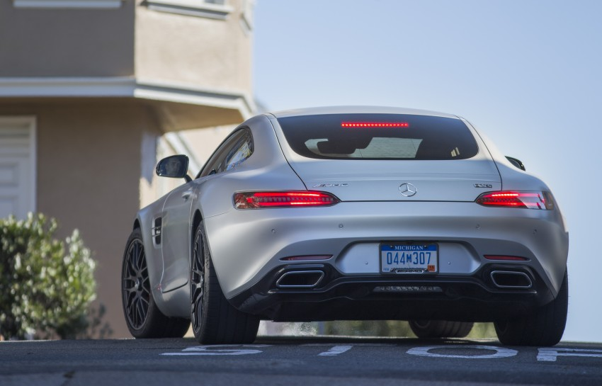 DRIVEN: Mercedes-AMG GT S at Laguna Seca Image #351635