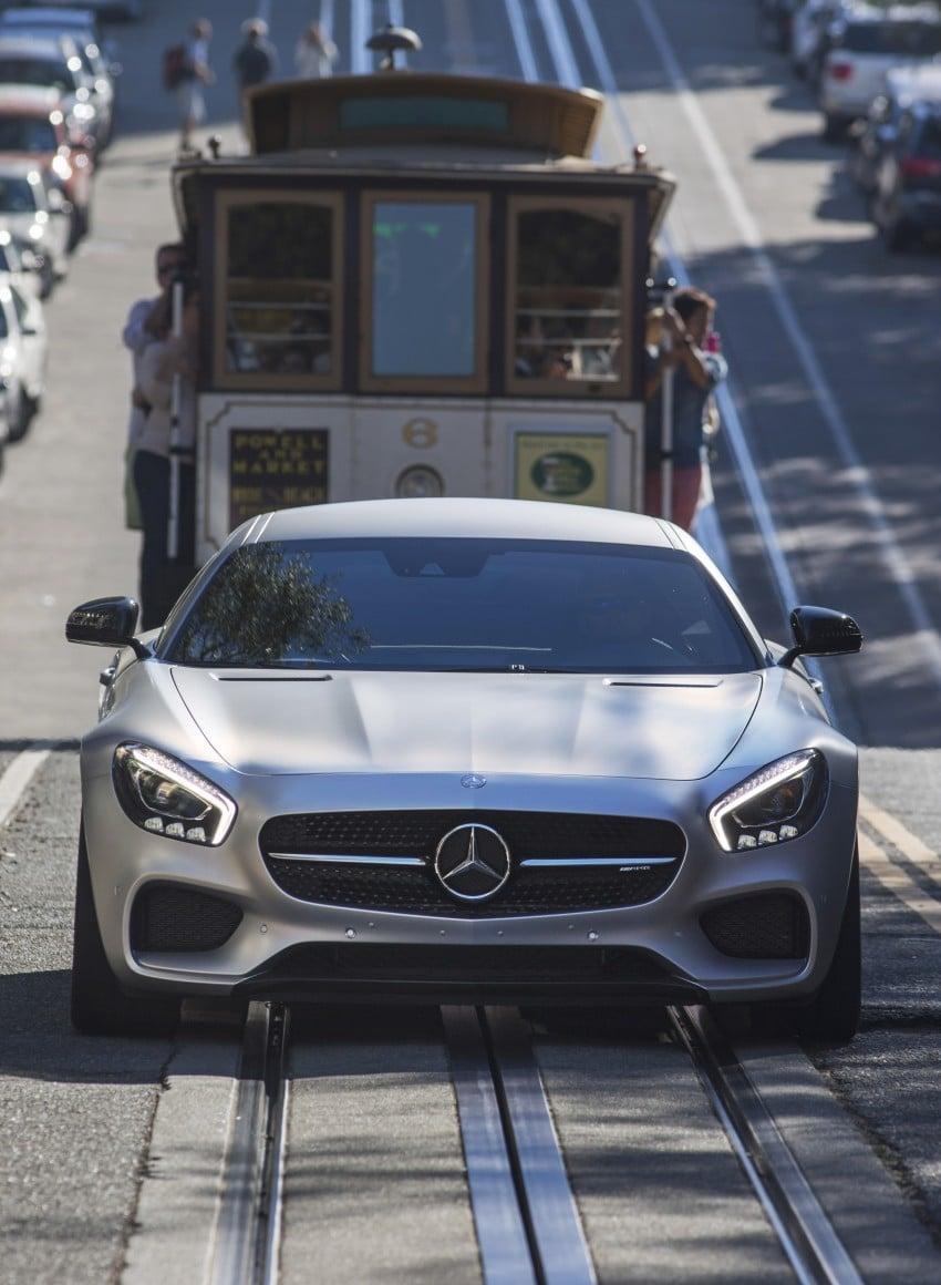 DRIVEN: Mercedes-AMG GT S at Laguna Seca Image #351636