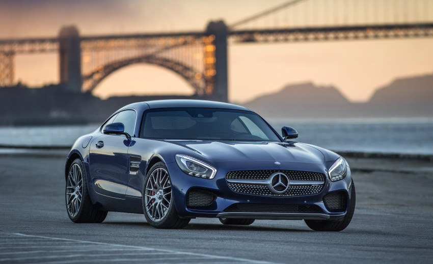DRIVEN: Mercedes-AMG GT S at Laguna Seca Image #351637
