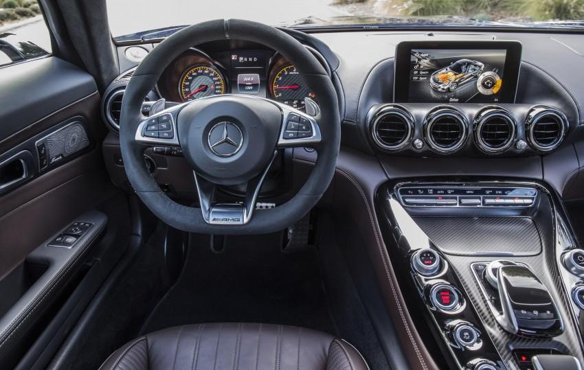 DRIVEN: Mercedes-AMG GT S at Laguna Seca Image #351641