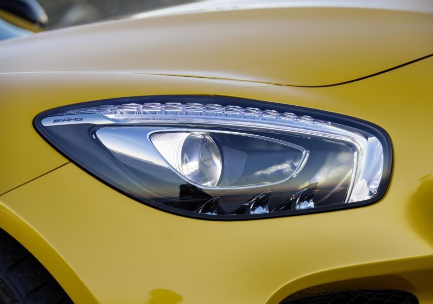 DRIVEN: Mercedes-AMG GT S at Laguna Seca Image #351649