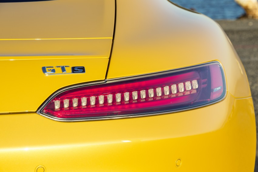 DRIVEN: Mercedes-AMG GT S at Laguna Seca Image #351650