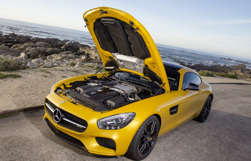 DRIVEN: Mercedes-AMG GT S at Laguna Seca Image #351622