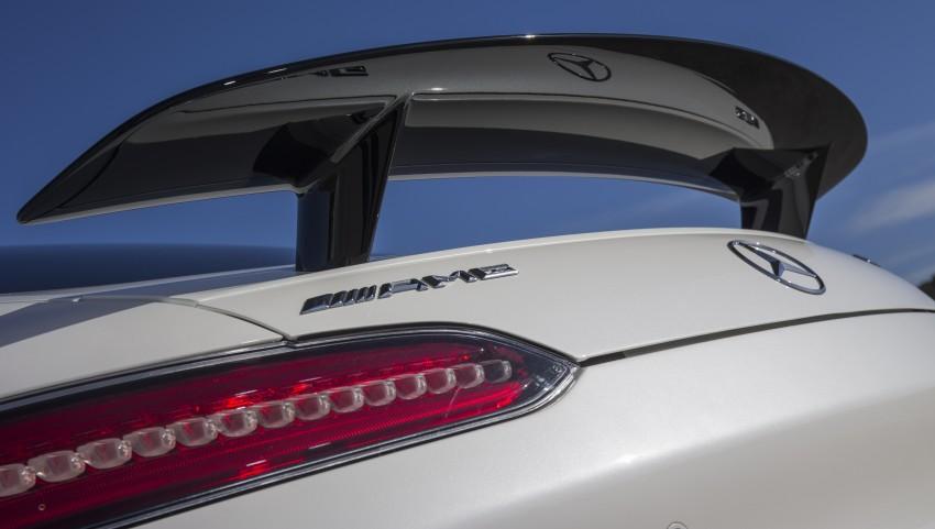 DRIVEN: Mercedes-AMG GT S at Laguna Seca Image #351624
