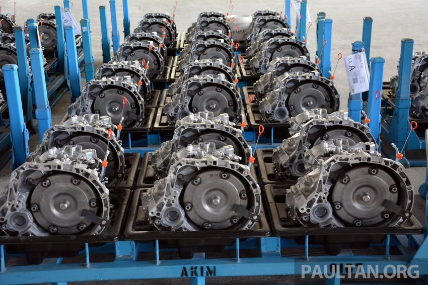 Akashi Kikai transmission plant in Sendayan TechValley launched – supplies E-AT, MT to Perodua Image #351033