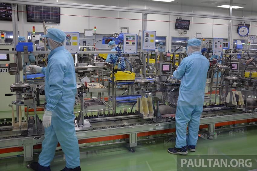 Akashi Kikai transmission plant in Sendayan TechValley launched – supplies E-AT, MT to Perodua Image #351036