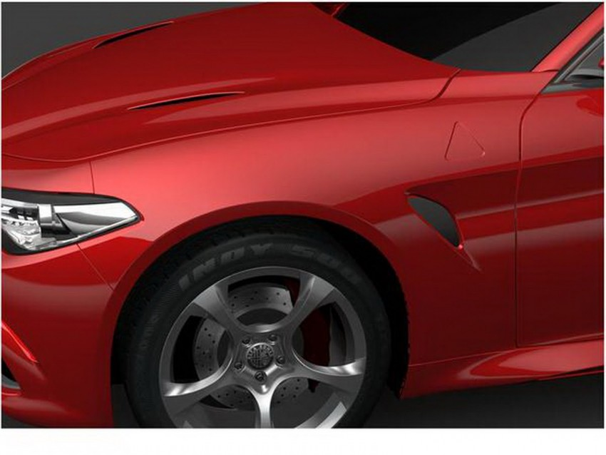 2016 Alfa Romeo Giulia leaked online prior to debut Image #353530
