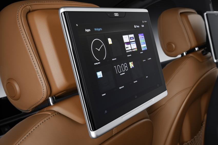2016 B9 Audi A4 revealed – familiar looks, new tech Image #384126