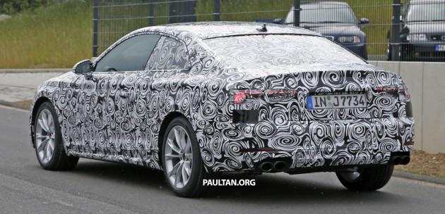 Audi S5 8
