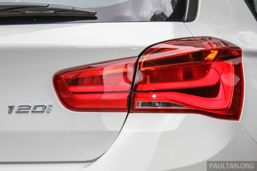 BMW 1 Series facelift launched – 120i M Sport, RM220k Image #349871