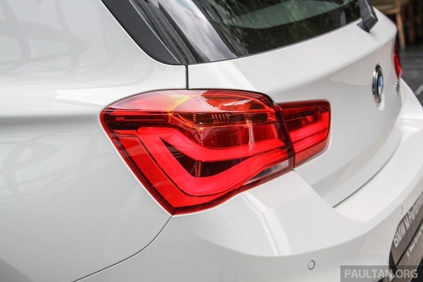BMW 1 Series facelift launched – 120i M Sport, RM220k Image #349873