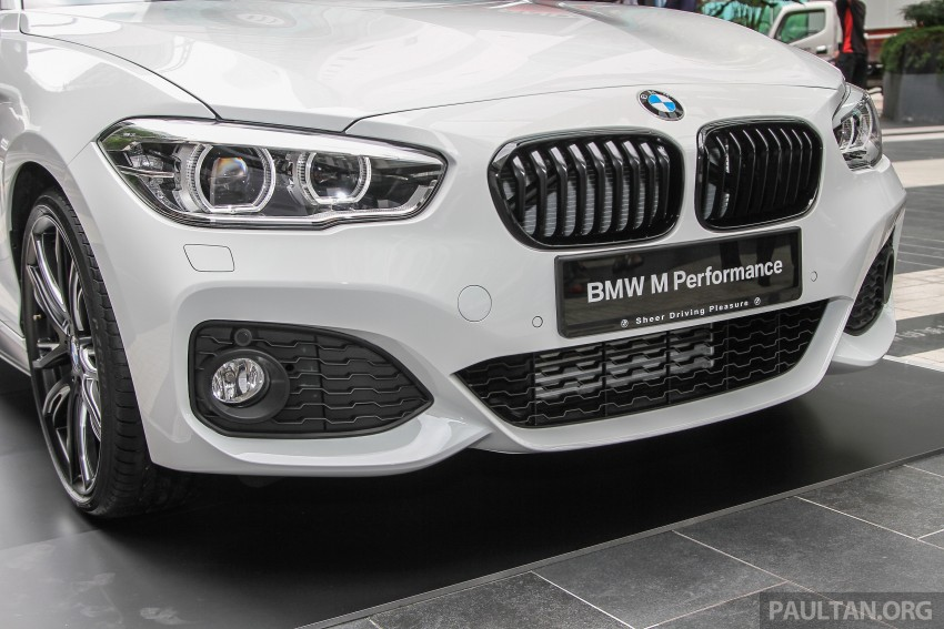 BMW 1 Series facelift launched – 120i M Sport, RM220k Image #349858
