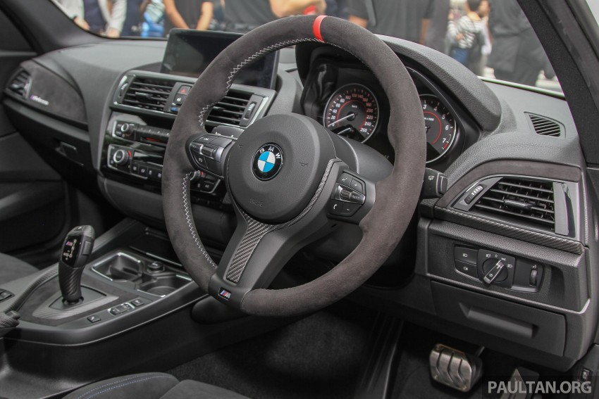 BMW 1 Series facelift launched – 120i M Sport, RM220k Image #349877