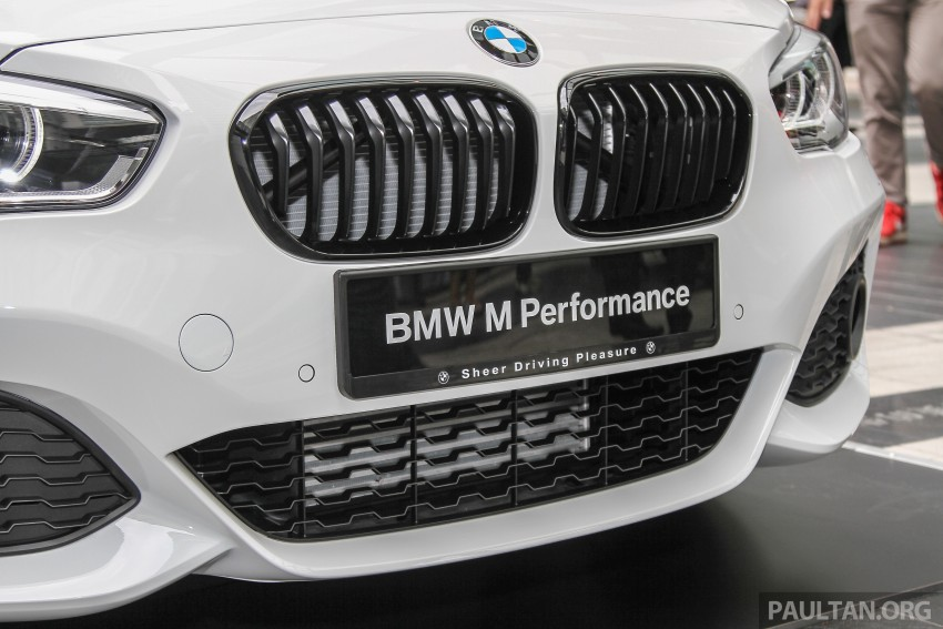 BMW 1 Series facelift launched – 120i M Sport, RM220k Image #349861