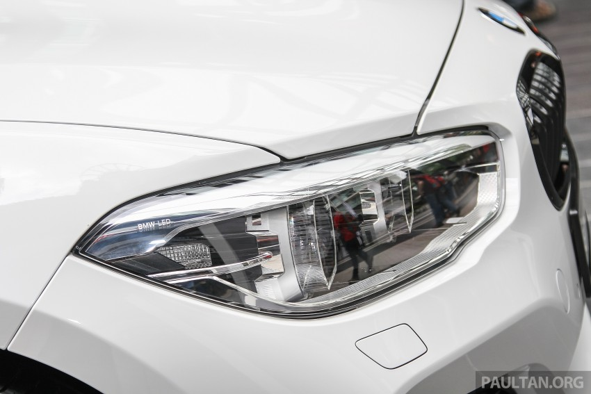 BMW 1 Series facelift launched – 120i M Sport, RM220k Image #349863