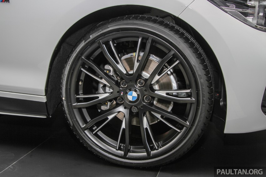 BMW 1 Series facelift launched – 120i M Sport, RM220k Image #349864