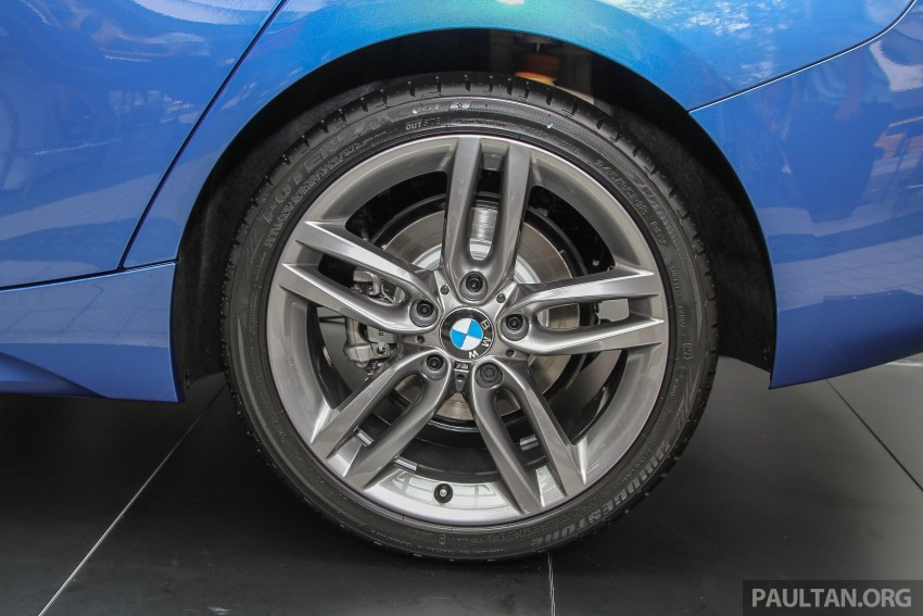 BMW 1 Series facelift launched – 120i M Sport, RM220k Image #349789
