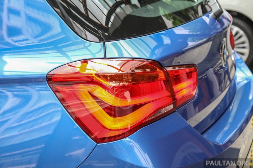 BMW 1 Series facelift launched – 120i M Sport, RM220k Image #349799