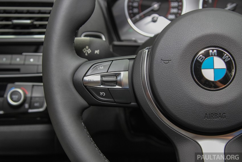 BMW 1 Series facelift launched – 120i M Sport, RM220k Image #349820