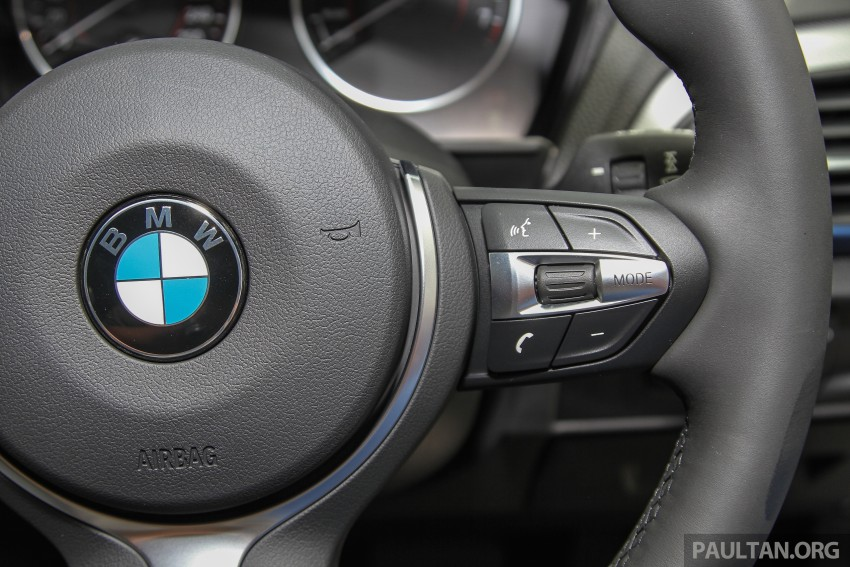 BMW 1 Series facelift launched – 120i M Sport, RM220k Image #349822