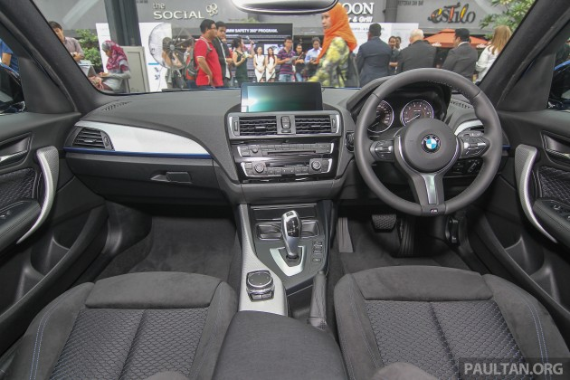 BMW 120i M Sport LCI 42