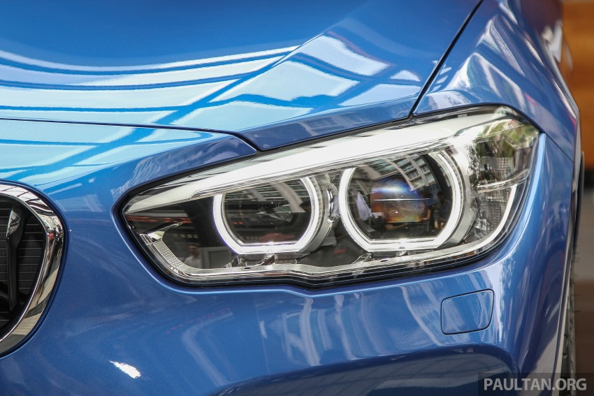 BMW 1 Series facelift launched – 120i M Sport, RM220k Image #349778