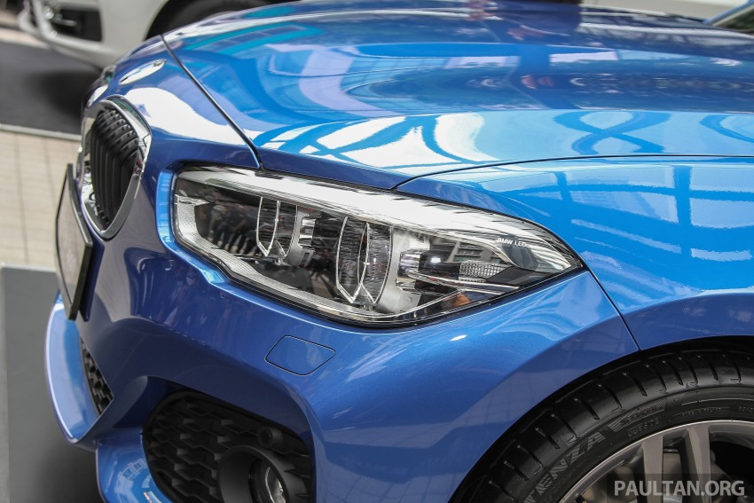 BMW 1 Series facelift launched – 120i M Sport, RM220k Image #349780