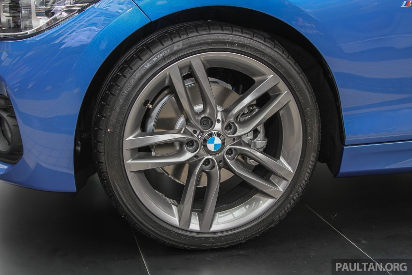 BMW 1 Series facelift launched – 120i M Sport, RM220k Image #349783