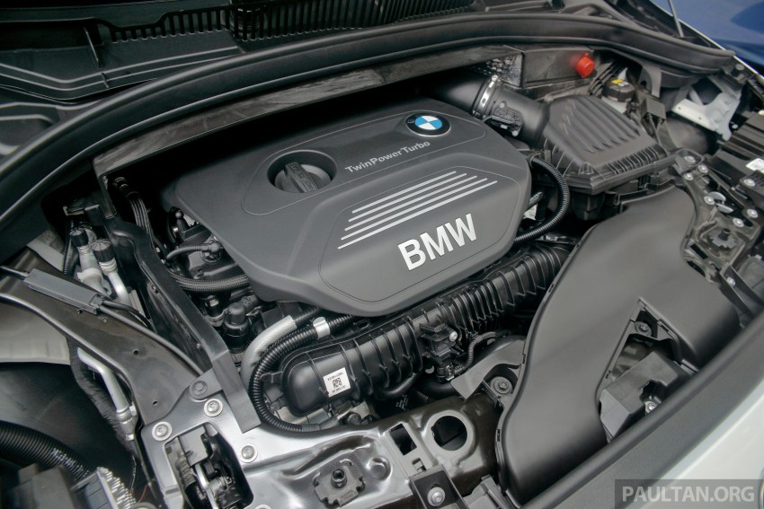 BMW 2 Series Gran Tourer launched – 220i, RM280k Image #349756