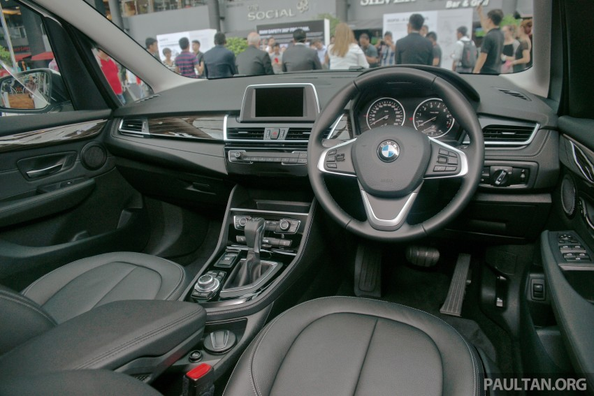 BMW 2 Series Gran Tourer launched – 220i, RM280k Image #349759