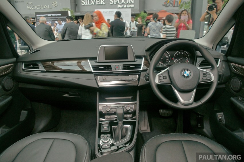 BMW 2 Series Gran Tourer launched – 220i, RM280k Image #349760