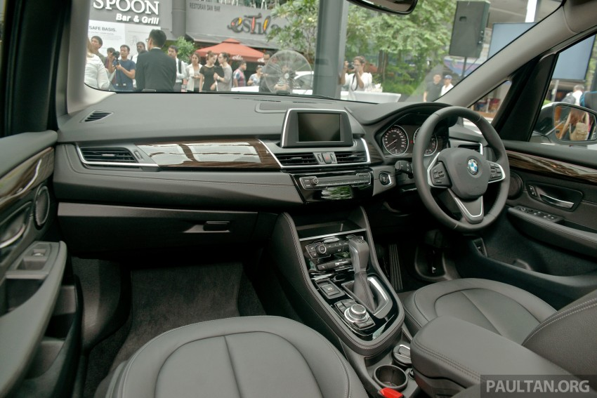 BMW 2 Series Gran Tourer launched – 220i, RM280k Image #349761