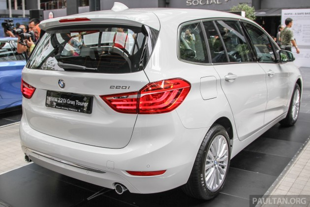 BMW 2 Series Gran Tourer 2 (1)