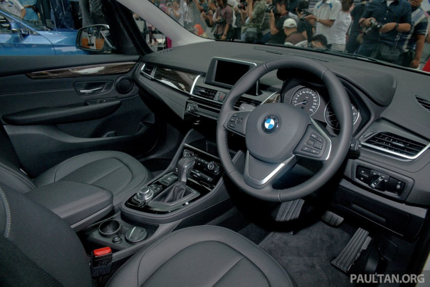 BMW 2 Series Gran Tourer launched – 220i, RM280k Image #349710