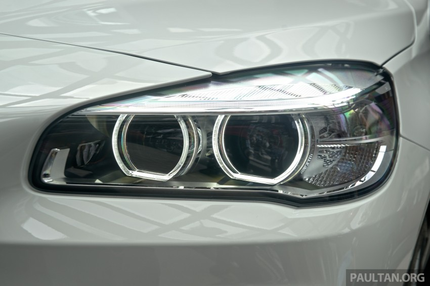 BMW 2 Series Gran Tourer launched – 220i, RM280k Image #349750