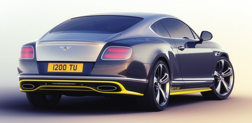 Bentley Conti GT Speed, the Breitling Jet Team Series Image #355587
