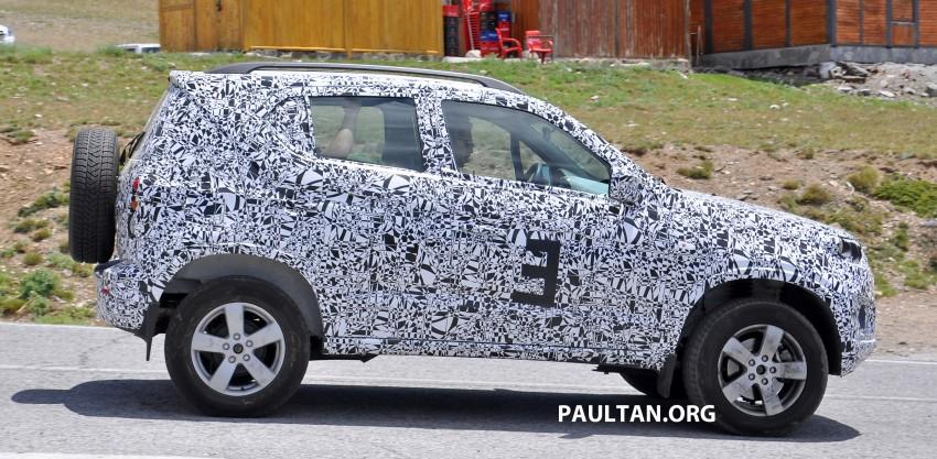 SPYSHOTS: Chevrolet Niva – Russian SUV testing Image #354642