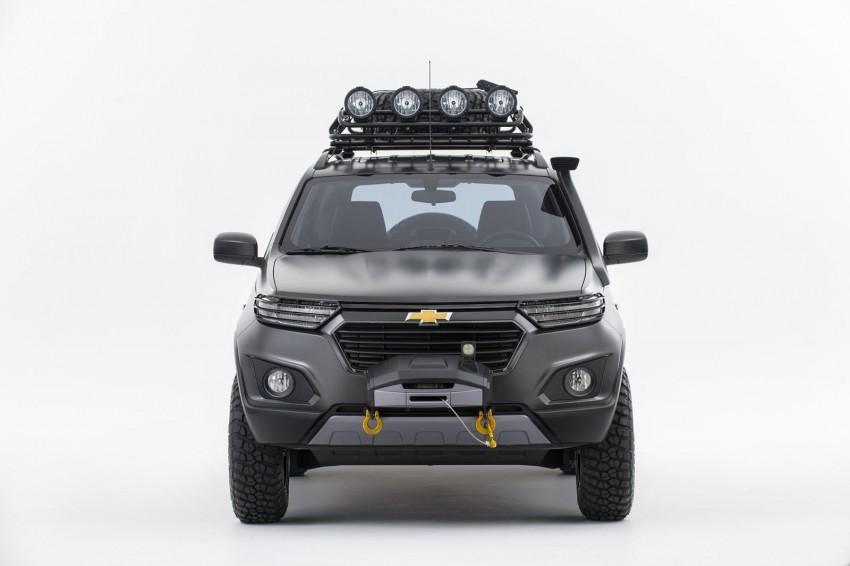 SPYSHOTS: Chevrolet Niva – Russian SUV testing Image #354630