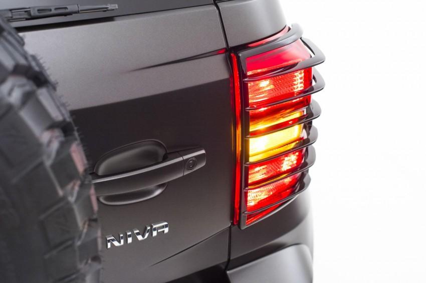 SPYSHOTS: Chevrolet Niva – Russian SUV testing Image #354634