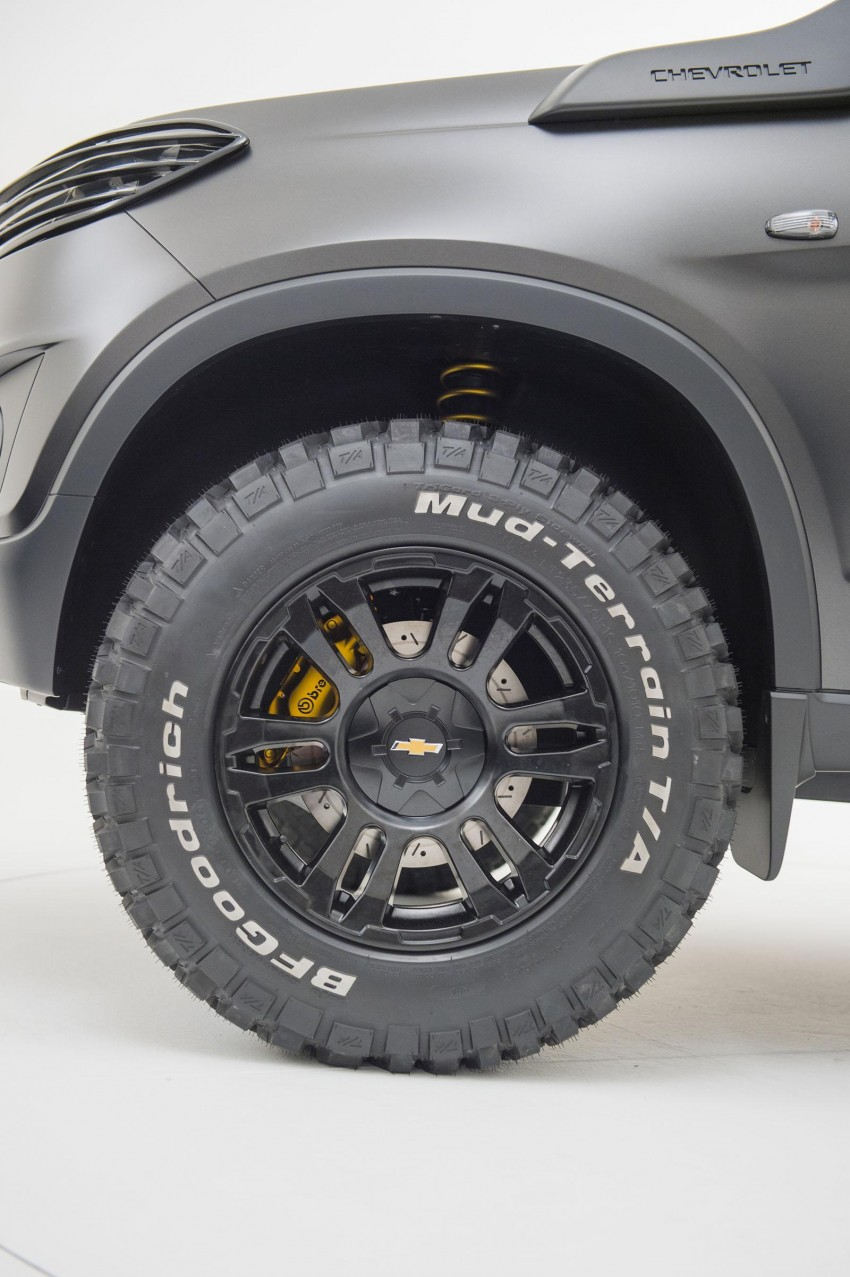 SPYSHOTS: Chevrolet Niva – Russian SUV testing Image #354637