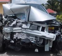 Crash accident collision