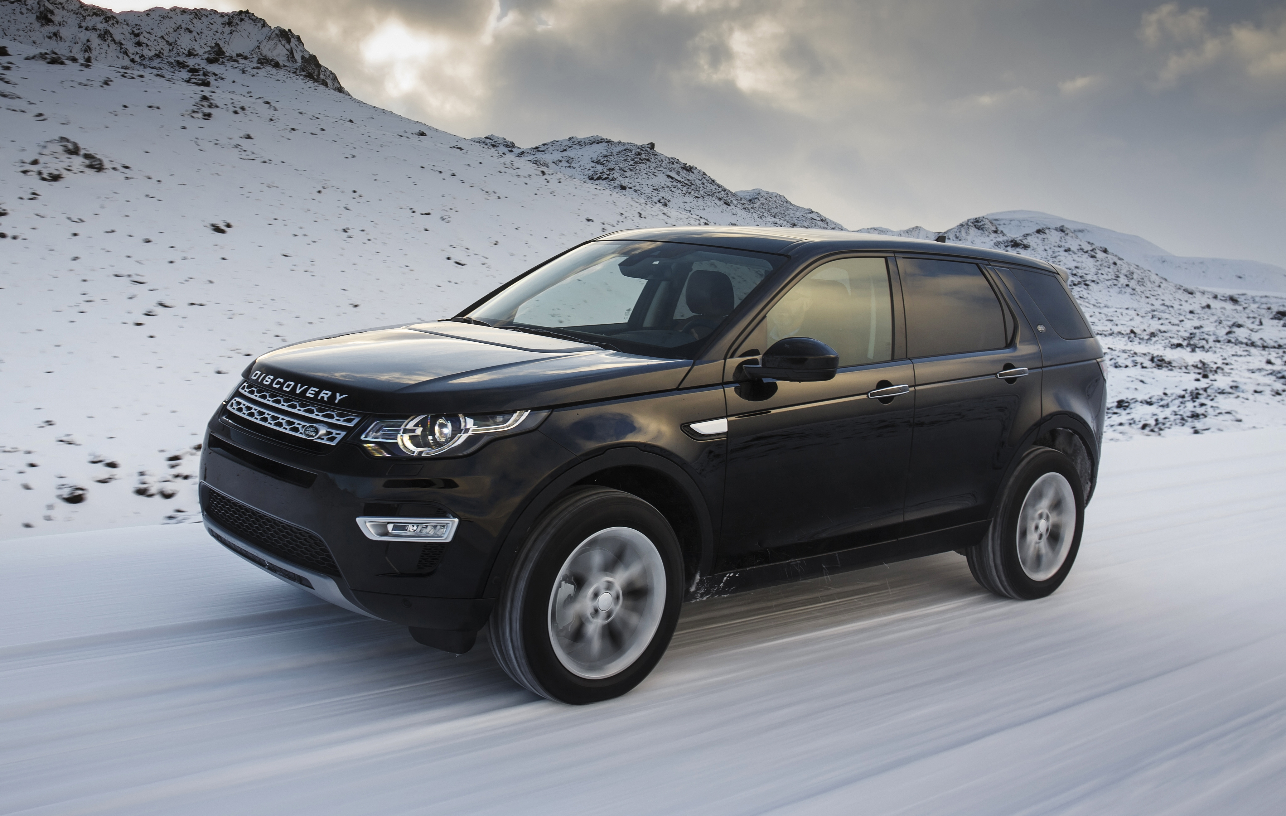 Range Rover Discovery Sport >> DRIVEN: L550 Land Rover Discovery Sport in Iceland Image 344803