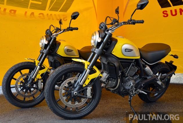 Ducati Scrambler Icon 9