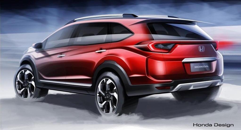Honda Br V Budget Seven Seat Suv To Debut Soon Image 355244
