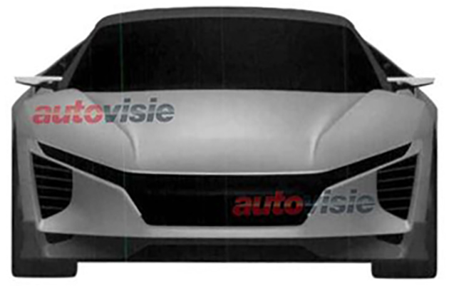 Unknown Honda sports car leaked – S2000 successor? Image #349298
