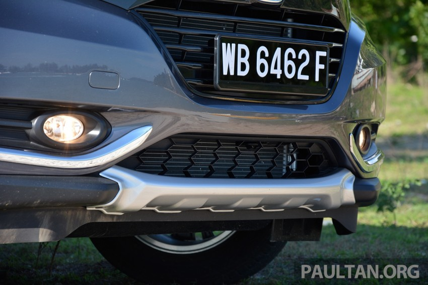 DRIVEN: Honda HR-V punches above its weight Image #346927