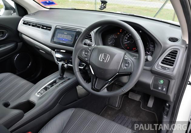 Honda HR-V Drive Langkawi 16