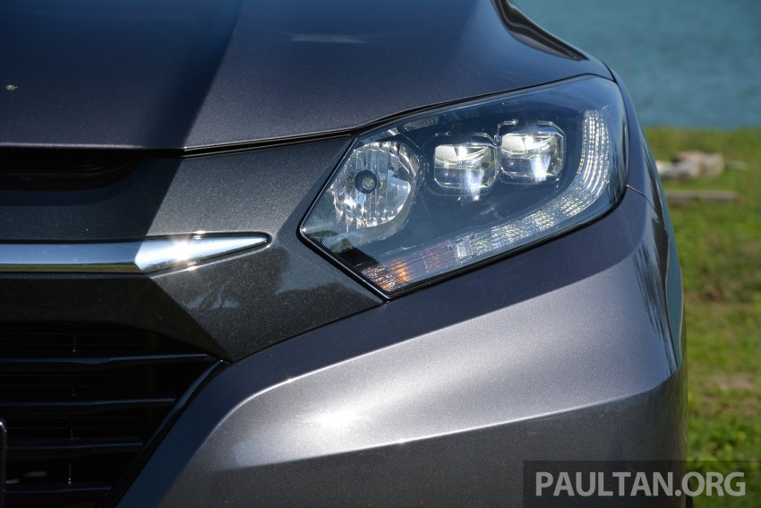 DRIVEN: Honda HR-V punches above its weight Image #346919